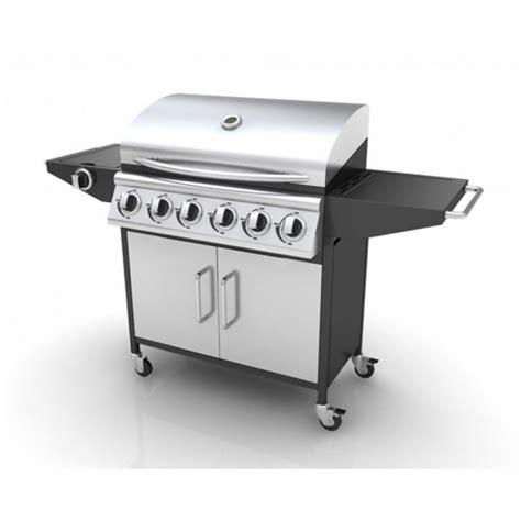 barbecue gaz bruleur inox barbecue 224 gaz pas cher en solde