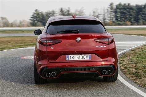 Már Rendelhető Az Alfa Romeo Stelvio Quadrifoglio