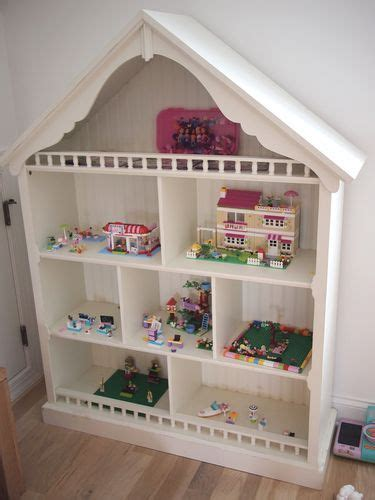 pottery barn dollhouse bookcase pottery barn kids dollhouse bookcase bookshelf euc pick up