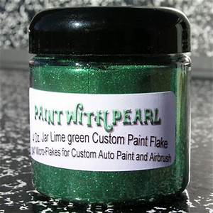 Lime A Metal : lime green metal flake is as good or better than the big ~ Edinachiropracticcenter.com Idées de Décoration