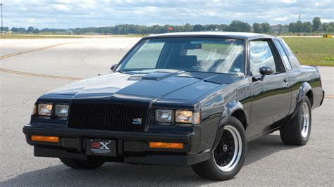 buick gnx sold   public