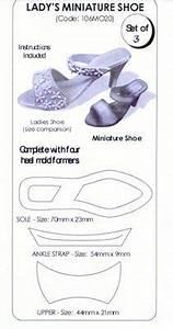 gumpaste high heel template high heel shoes gloves With gumpaste high heel template