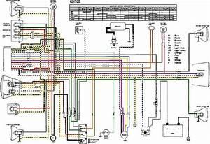 Suzuki Gsxr 1100 Wiring Diagram
