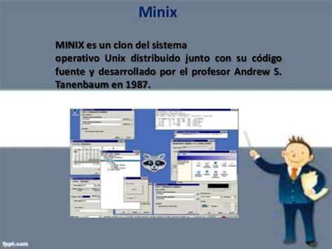 sistemas operativos hp ux evoluci 243 n de los sistemas operativos