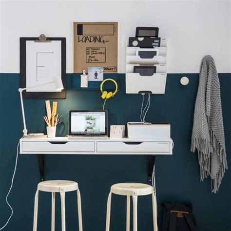 le de bureau bleu les 25 meilleures idées de la catégorie bureau pour espace