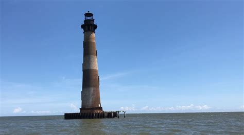 preservation group  morris island lighthouse