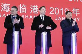 Tesla Has to Pay China $323 Million a Year in Taxes or they'll wind up losing their electric-vehicle factory…