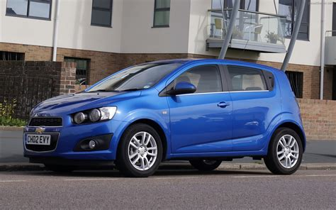 Chevrolet Aveo 2018 Widescreen Exotic Car Picture 07 Of