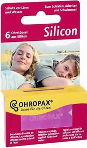 Kinder Gehörschutz Testsieger : ohropax silicon ohrst psel 6 st ck von ohropax gmbh online ~ Kayakingforconservation.com Haus und Dekorationen