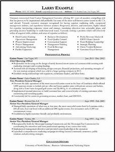 how to write a job winning executive resume careers plus With writing a winning resume samples