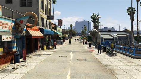 vespucci beach sidewalk gta wiki fandom powered  wikia