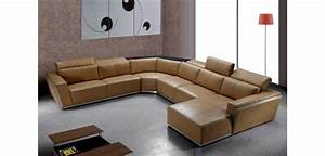 leather modern sectional sofas sofa ideas With modern leather sectional sofa 6103
