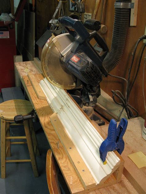 Crown Molding Jig by How To Make A Crown Molding Jig A Concord Carpenter