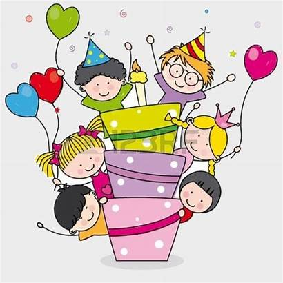 Birthday Clipart Cliparts Happy Graphic Trends Cumpleanos