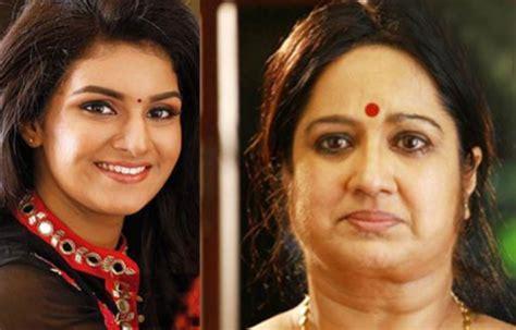 film actress kalpana daughter sathi leelavathi situational comedy show in malayalam