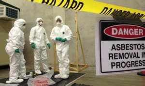 supervise asbestos removal training