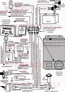 Clifford Matrix Alarm Wiring Diagram