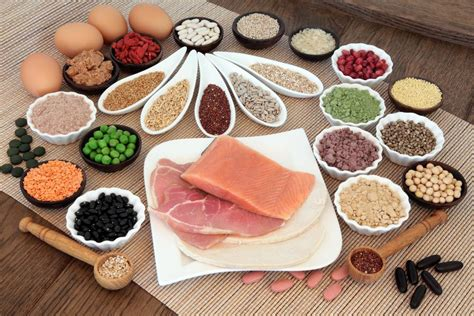 What Is Protein And How Much Do We Need?