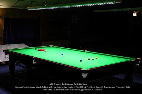 abc 3600 professional snooker pool billiard table lighting