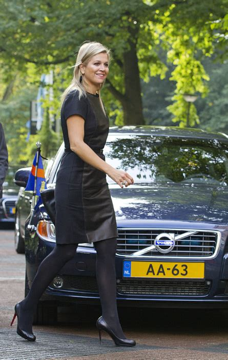 princess maxima   netherlands recycles  favourite