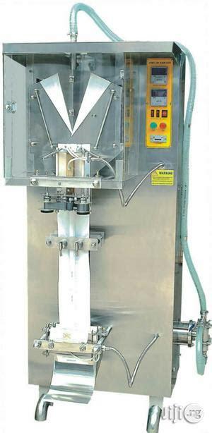 dingli sachet water packaging machine  amuwo odofin manufacturing equipment treasure