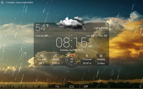 Live Animated Weather Wallpaper For Pc - weather live 4 8 apk android weather apps