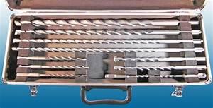 Sds Plus Bohrer Set : profi sds plus bohrer set 11 tlg hammerbohrer betonbohrer 5 20 mm ebay ~ Eleganceandgraceweddings.com Haus und Dekorationen