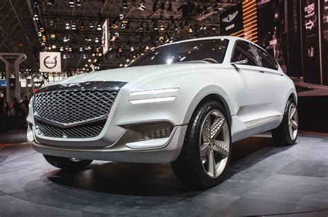 But should you consider the genesis gv80? Genesis GV80 Concept Previews Premium Powered Crossover ...
