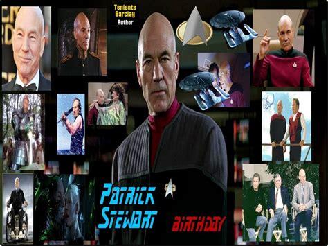 patrick stewart happy birthday 528 best images about birthday stars on pinterest