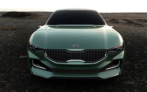 2015 Kia Novo Concept Wallpaper