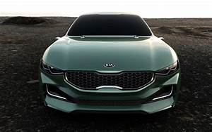 2015 Kia Novo Concept Wallpaper HD Car Wallpapers ID #5269