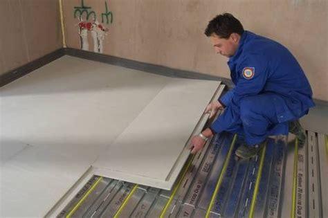 Bodenbeläge Für Fußbodenheizung by D 228 Mmung Fu 223 Boden Begehbare W 228 Rmed 228 Mmung