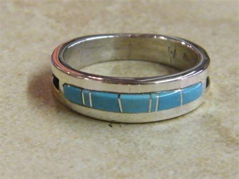 native american wedding rings navajo wedding sets and zuni