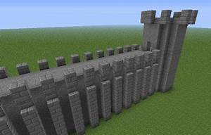 minecraft castle walls image | Minecraft... Yes, I'm a ...