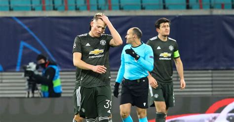 Man Utd player ratings vs RB Leipzig as Maguire and Wan ...