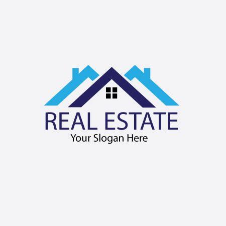 Real Estate Agent Logo Design for Real Estate Company