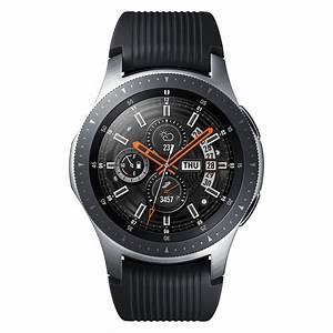 Tete Thermostatique Connectée : samsung galaxy watch gris acier montre connect e samsung ~ Melissatoandfro.com Idées de Décoration
