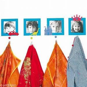 Porte Manteau Ecole : d corer le porte manteau la maternelle id es et conseils activit manuelle enfant ~ Teatrodelosmanantiales.com Idées de Décoration