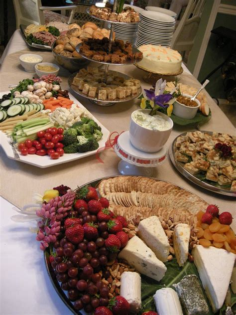 christmas party food ideas buffet open house in home buffet buffet food and open house