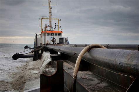 Compagnie Nouvelle De Navigation L 39 Extraction De Coquillier Stoppée Dans La Baie De