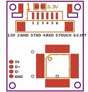 Buy R307 Fingerprint Module