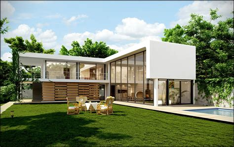 modern contemporary floor l architecture exterior impressive l shape small modern