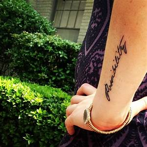 Outer wrist tattoo | Tattoo Ideas and Piercings | Pinterest