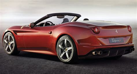 New Ferrari California T, As In 552hp Turbo, Officially