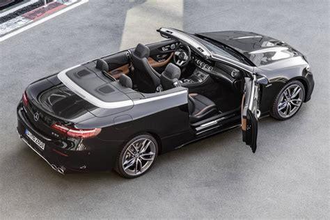 Detroit Auto Show 2019 Mercedesamg Cls53, E53 Coupe And