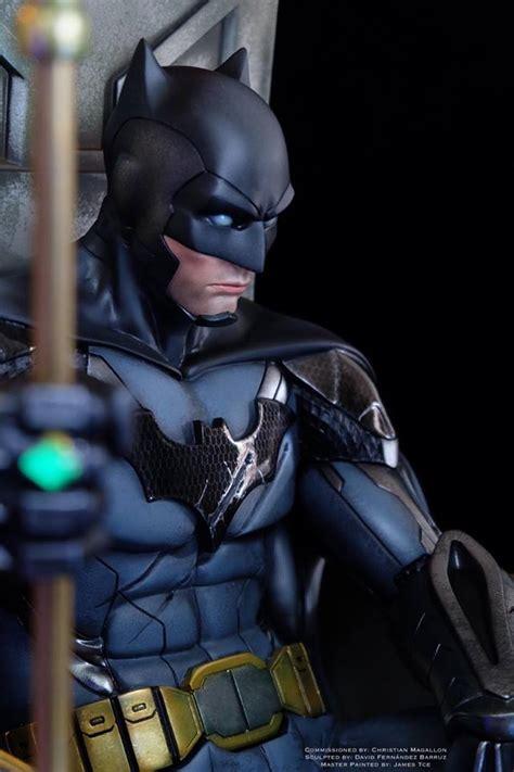 batman contingency plan  figure barruz studio