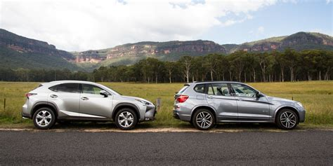 Bmw X3 Xdrive28i V Lexus Nx200t Sports Luxury