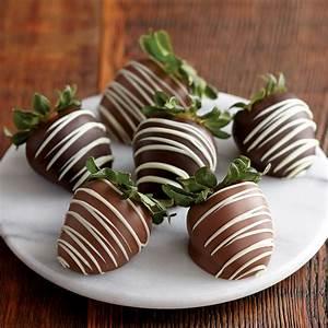 Chocolate Covered Strawberries Recipe — Dishmaps