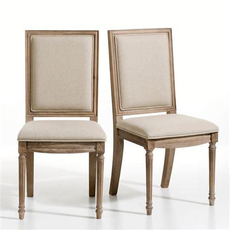 chaises de style chaises de salle a manger louis xvi