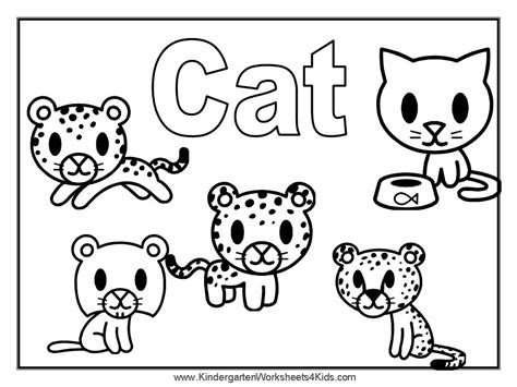 cat  dog coloring pages az coloring pages